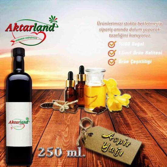 Aspir Yağı 250 ml