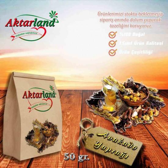 Avakado Yaprağı - 50 gr