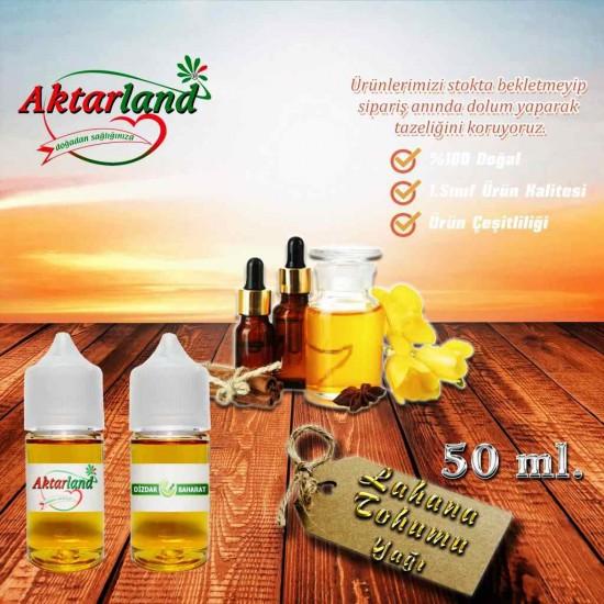 Lahana Tohumu Yağı - 50 ml