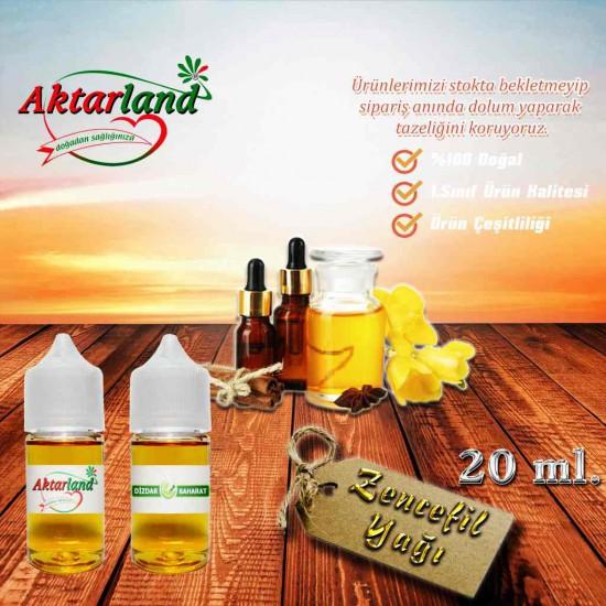 Zencefil Yağı - 20 ml