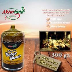 Hünkar Macunu 300  gr  - 4 Adet -